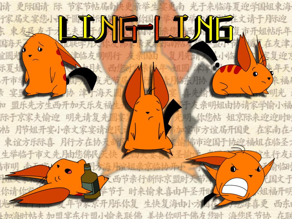 Ling-Ling by joeadonis