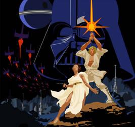 Star Wars by joeadonis
