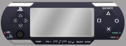 PSP by joeadonis