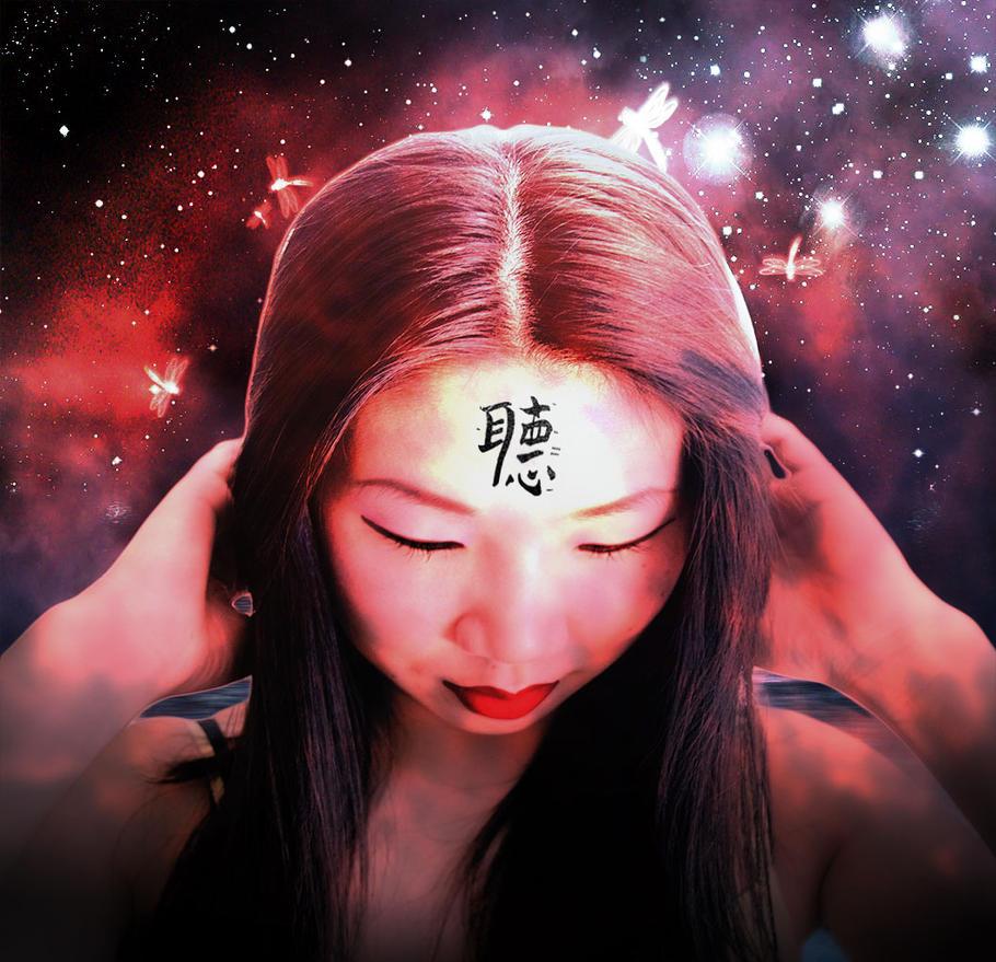 Deep Listening by TanukiLady