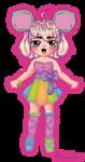 Nezumi chan [Auction Opened] by StrawberryCakeBunny