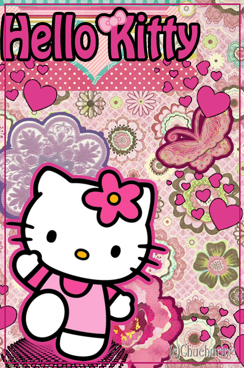 Hello Kitty Phone Wallpaper By Strawberrycakebunny On Deviantart