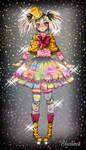 [Design] January by StrawberryCakeBunny