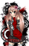 Punk Rina Contest Gaia by StrawberryCakeBunny