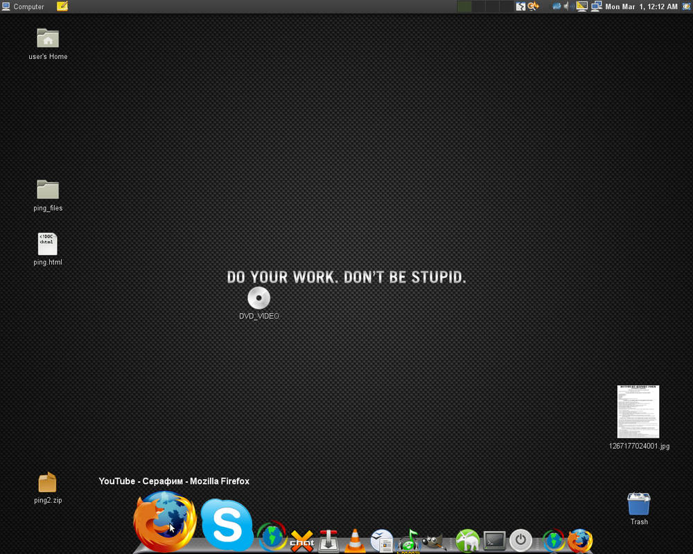 my openSUSE