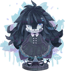 AT Lilith Chibi by Fivey