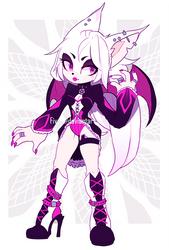 [CLOSED] ADOPTABLE Vampire Queen by Fivey