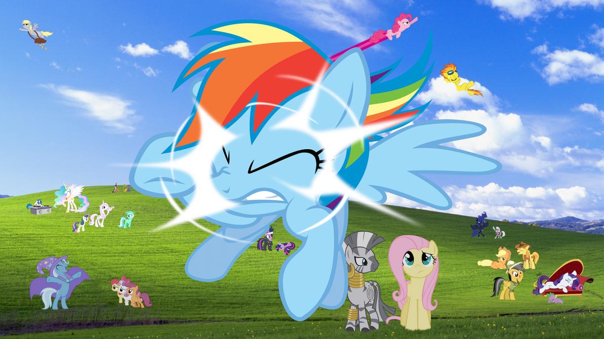 Windows Pony Wallpaper 169 4510 X 2537 By RealBoser