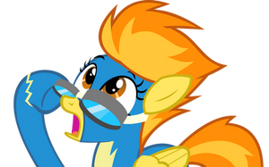 Surprised Spitfire by RealBoser