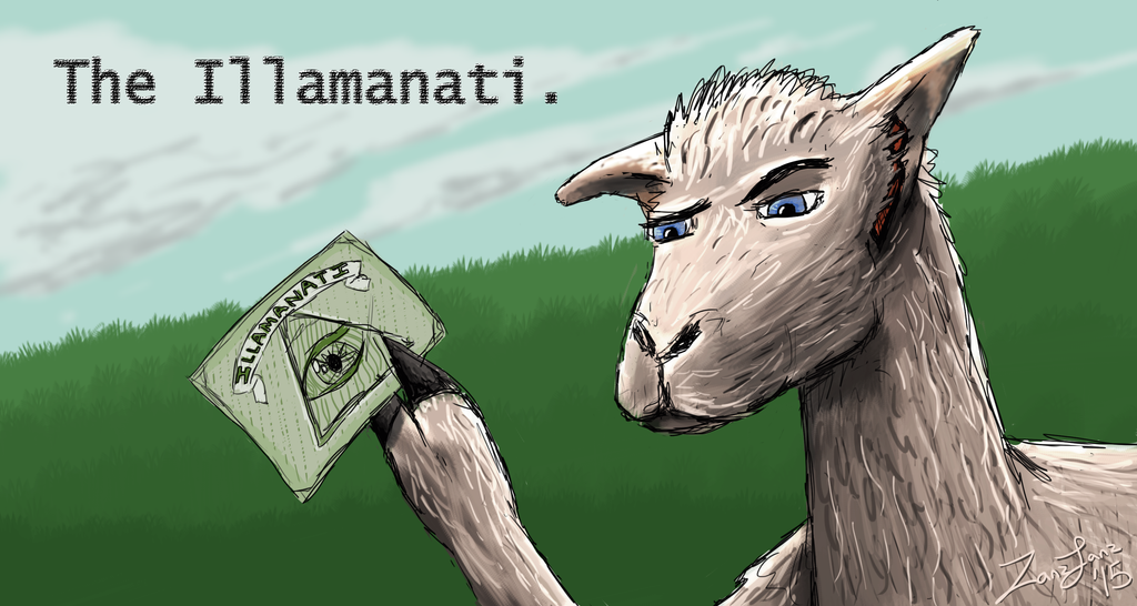 The Illamanati by Zanzlanz