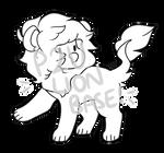 Chibi Lion Base P2U