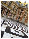 Versailles Palace Courtyard