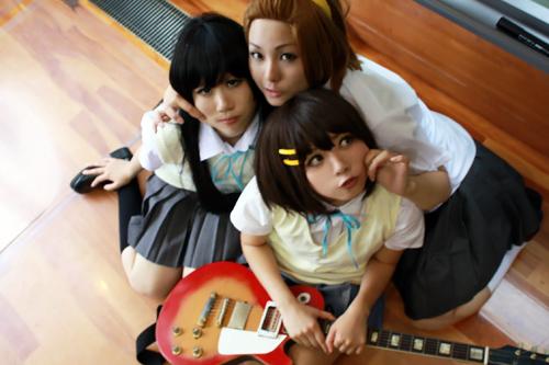 Yui: Never Ending Girls' Talk by powermyumyu