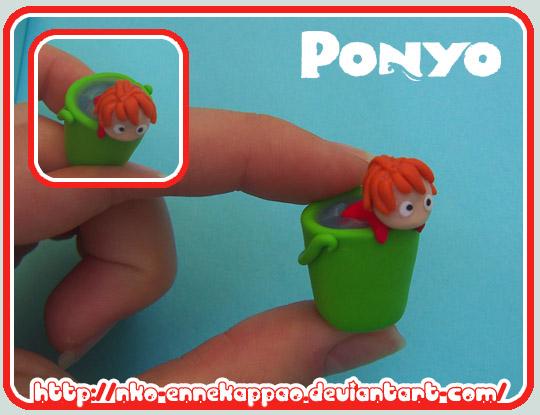Mini Ponyo by Nko-ennekappao