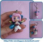 Chibi Fairy keychain