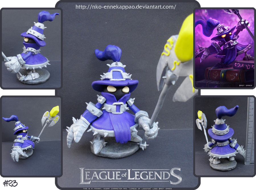 League of Legends - Veigar by Nko-ennekappao