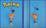 Pokemon - Misty Keychain