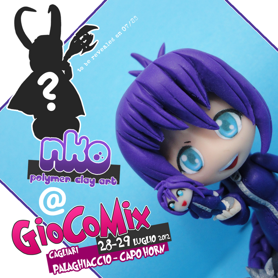 Nko at GioCoMix by Nko-ennekappao