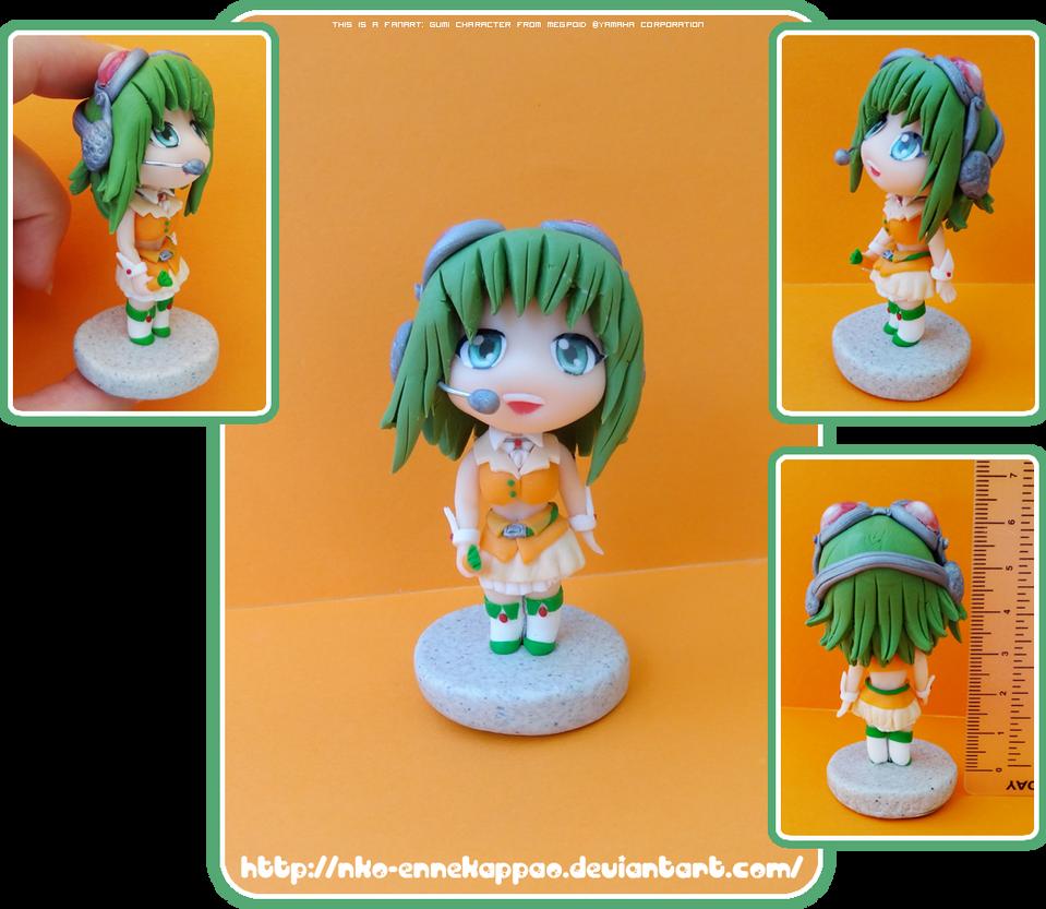 Chibi Gumi Figure by Nko-ennekappao