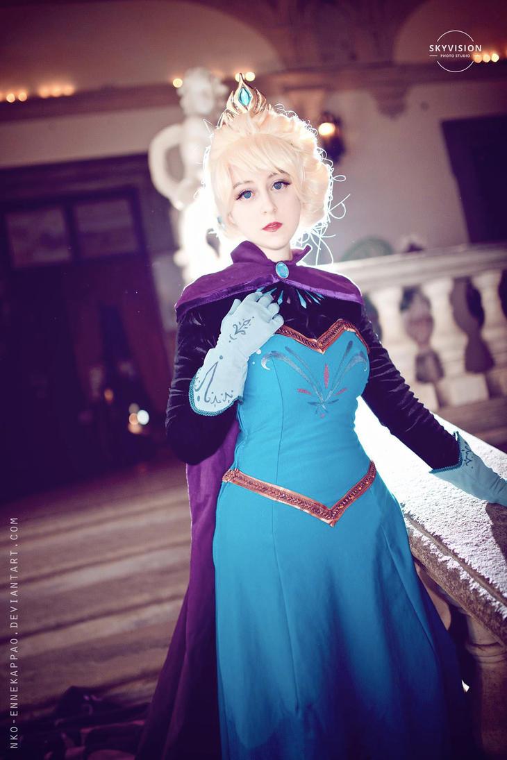 Queen Elsa by Nko-ennekappao