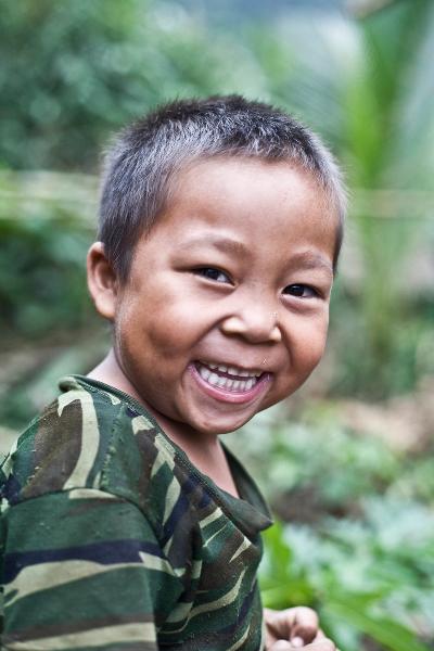 Laos Portraits V by emrerende