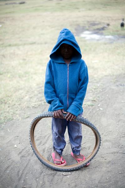 Kenya Village Life III by emrerende