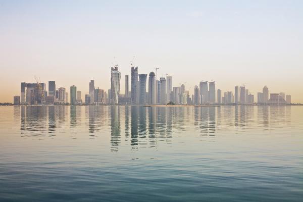 Doha Dawn by emrerende
