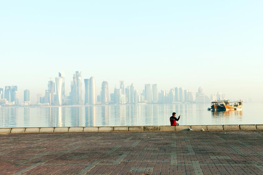 Doha, Home IV by emrerende
