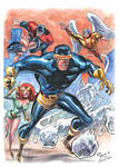 X-Men after George Tuska