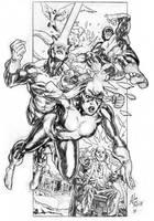 Original X-men. by AllPat
