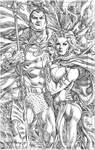 Namor And Dorma