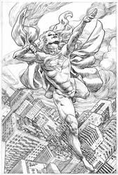 The Supergirl Flight 2