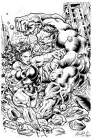 Immortal Fight inks