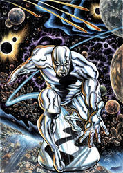 Silver Surfer After The King