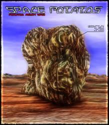 Spacepotato by jizzyjiz