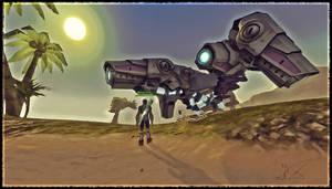 Planet Explorers by jizzyjiz