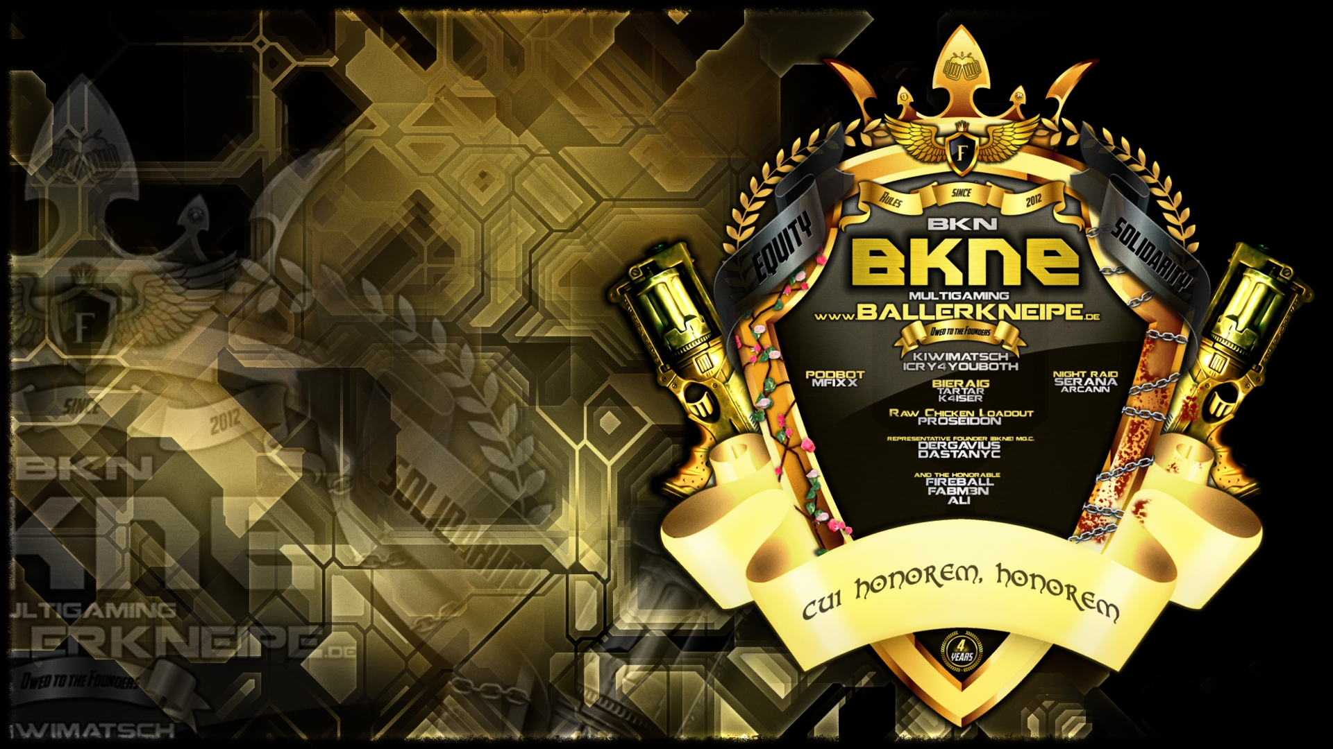 wallpaper BKNE 20161 by jizzyjiz