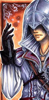 Ohhhhhhhhhh, I love birds 8D - [Ezio Bookmark]