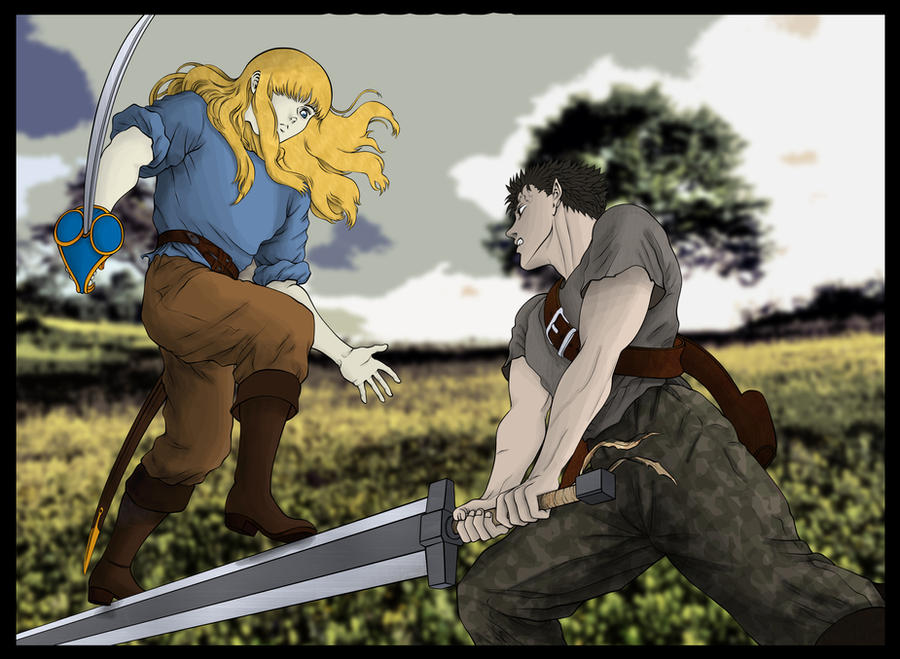 guts griffith relationship goals
