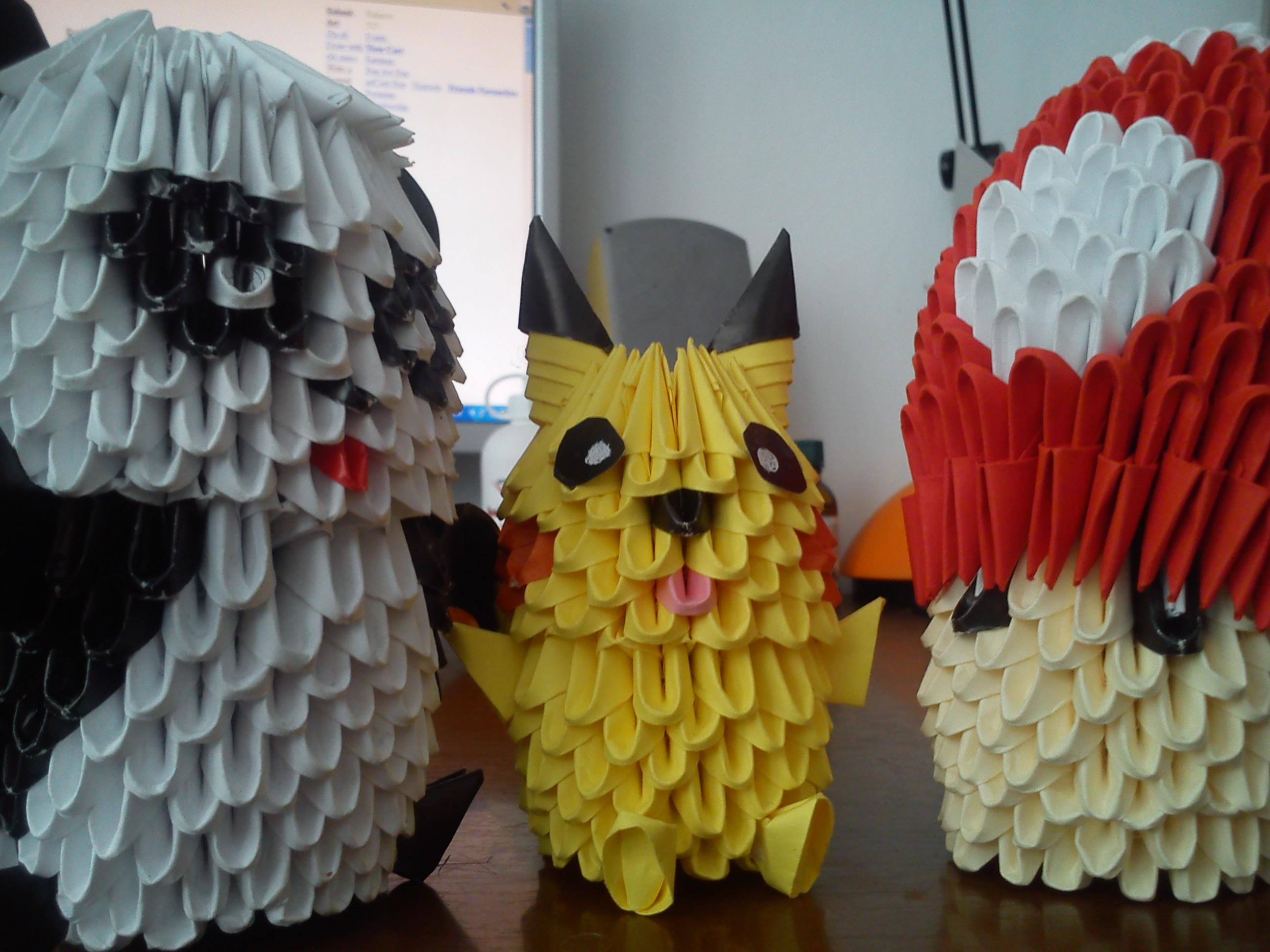 3D Modular Team by KibaPandaRo