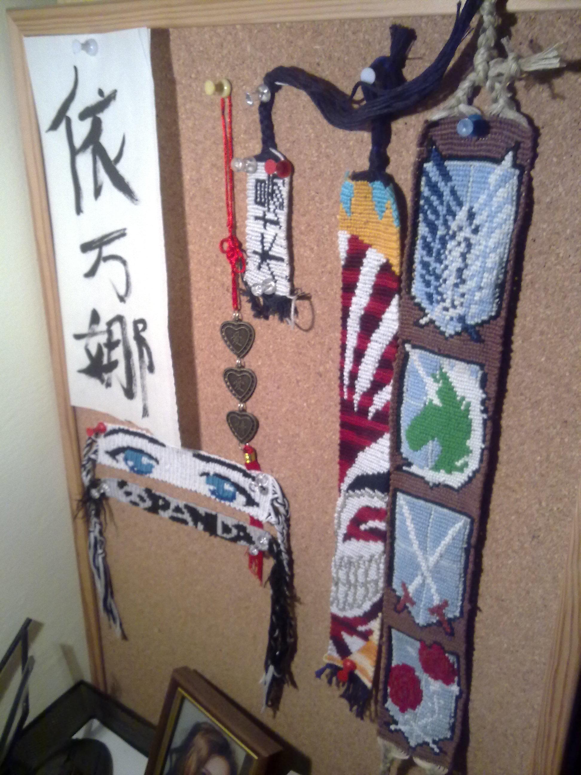 Brcelet board by KibaPandaRo