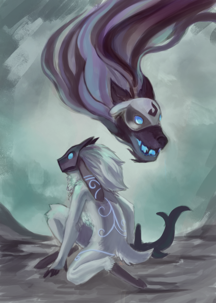 kindred by skyph