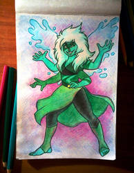 Reformed Malachite by locked-from-inside
