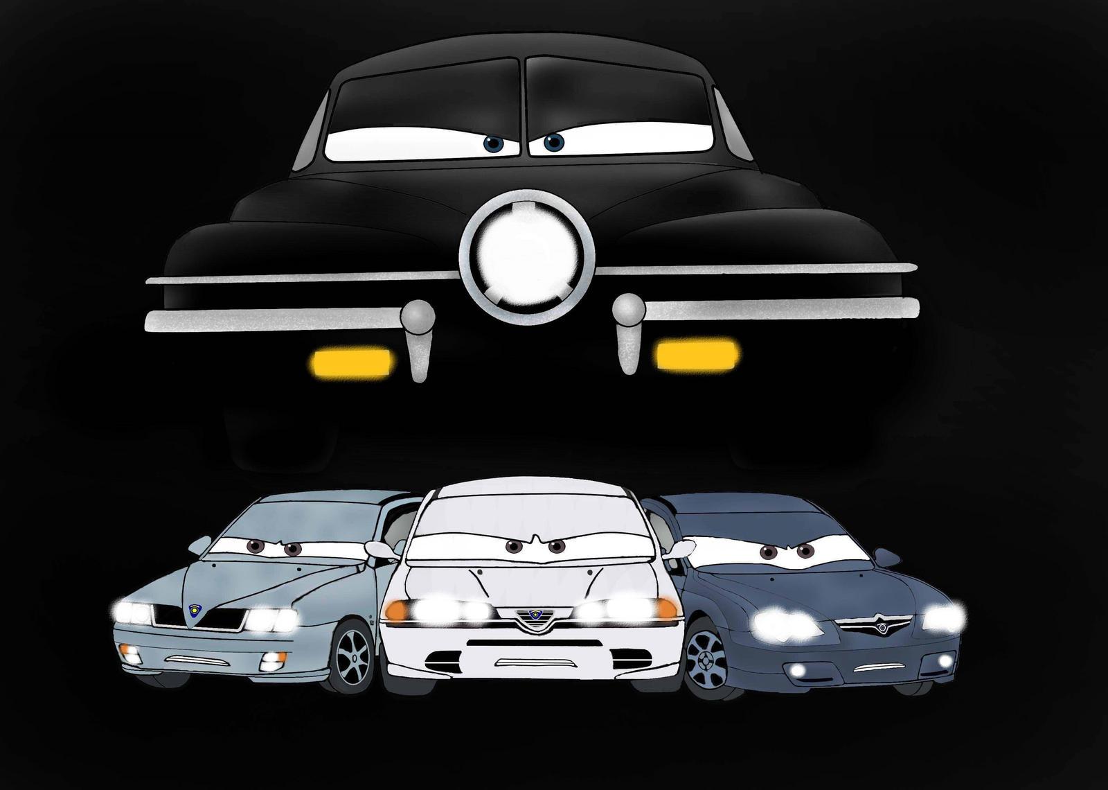 Персонажи Тачки 2 / Cars 2 | Авто фото | 1140x1600
