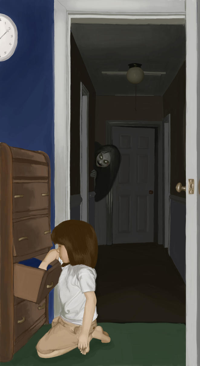 Insidious Ch. 2 Contest Entry by ColorMeConfused