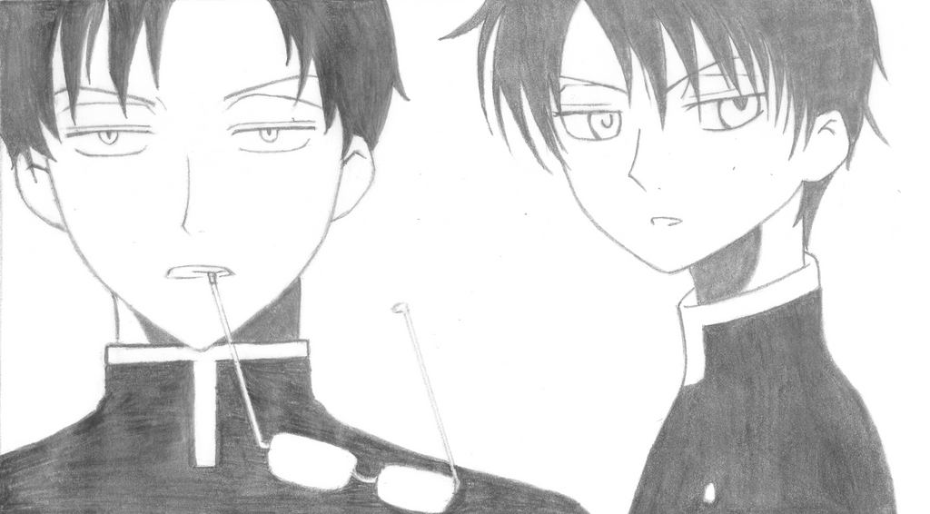 watanuki and doumeki relationship advice