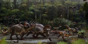 Triceratops-Being Horridus