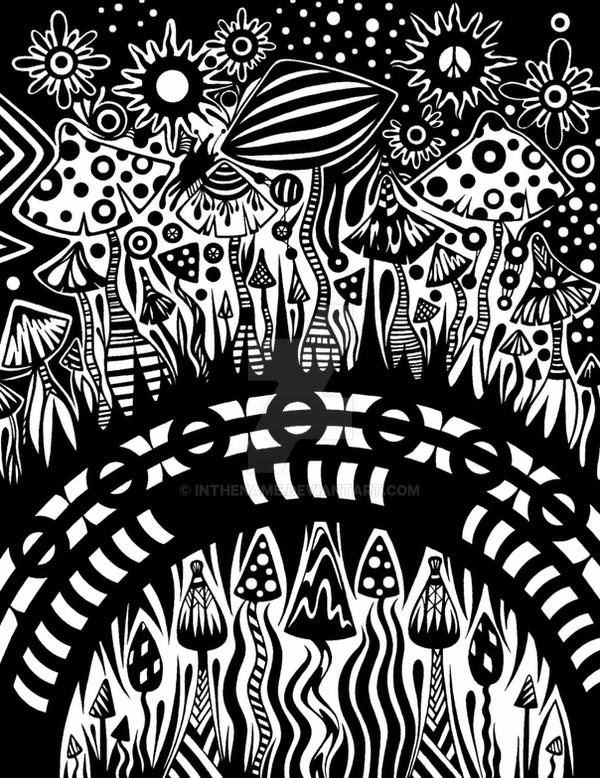 Psychedelic Party by inthename
