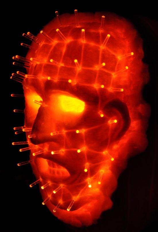 Hellraiser's Pinhead by NoelDickover