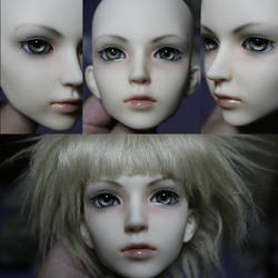 Face up Miho by mon2x